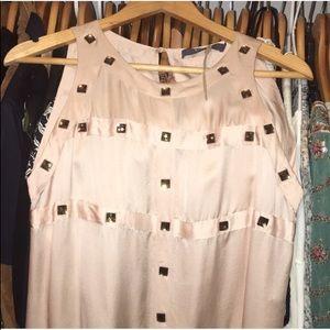 Animale Brazil 100%silk dress